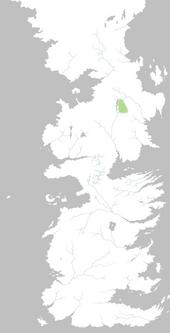 Mapa Colinas Solitarias