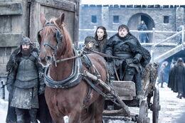 Sam y Elí marchan HBO