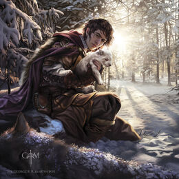 Jon y Fantasma by Magali Villeneuve©
