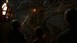 Tyrion habla a los soldados HBO