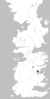 Mapa Rosby