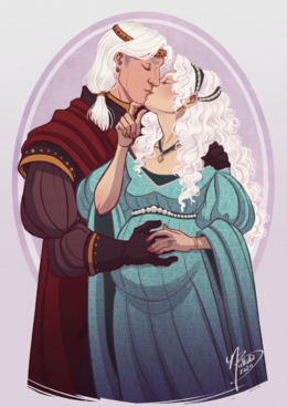 The Rogue Prince and His Lady by Naomi©