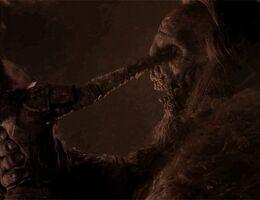 Lyanna Mormont mata al gigante HBO