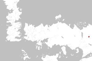Mapa Ciudad de los Huesos