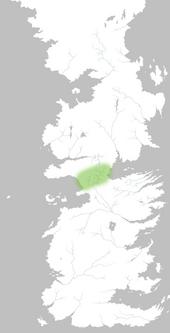 Mapa El Cuello