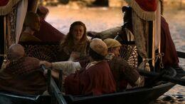 Myrcella parte a Dorne HBO