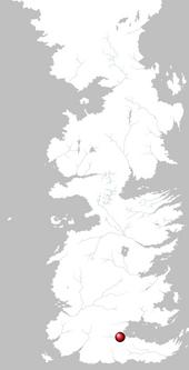 Mapa Palosanto
