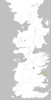 Mapa Garfio de Massey