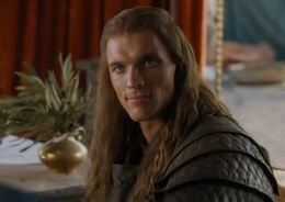 Daario Naharis HBO