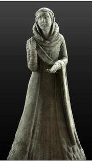 Lyanna Stark cripta