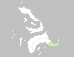 Mapa Cabeza Dorada