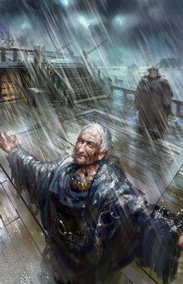 Aemon Targaryen by zippo514©