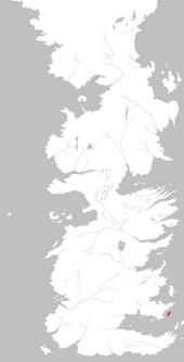 Mapa Estermont