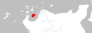 Mapa Isla de las Lágrimas