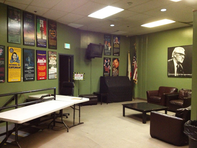 Image - La-mirada-green-room.jpg | High school roleplay Wiki ...