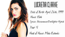 Lucretia-clarkeid