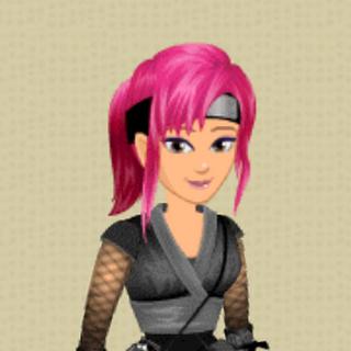 Nightblade Sakura Makeover Outfit
