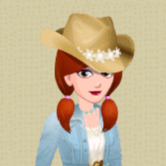 Female Level 1 Country Outfit