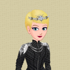 Evil Queen Mia Makeover Outfit