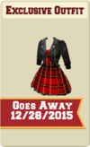 EXCLUSIVE FEMALE OUTFIT SIGN (PLAID INFLUENCE)