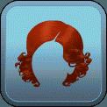 MEDIUM CURLY BOTTOM (RED)