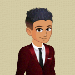 Formal Julian Makeover Outfit