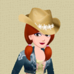 Female Level 4 Country Outfit