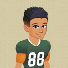 Julian's Hearst High Football Uniform