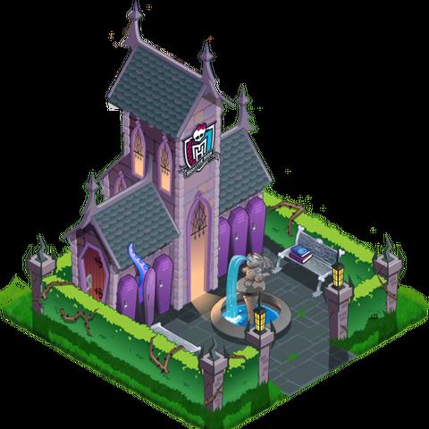 Basic Monster High Hangout