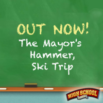 The Mayors Hammer