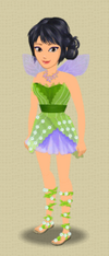 FEMALE OUTFIT (FAIRY BELLE)