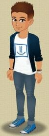 Guy Cybersmile! Outfit