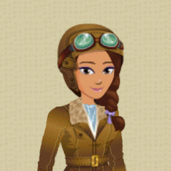 Aviation Autumn Makeover Outfit