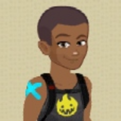 Male Level 1 Parkour Outfit