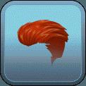 POMPADOUR (RED)