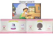 Gamer Level 1 Custom Design from Animal Crossing- New Horizons