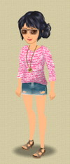 FEMALE OUTFIT (SUMMER SWEETIE)