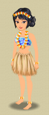 FEMALE OUTFIT (ISLAND STYLE)
