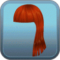 HIPSTER BANGS (RED)