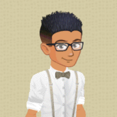Nerdy Julian Makeover Outfit