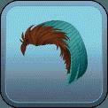 MALE SHORT HAIR BEANIE (BROWN)
