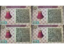 Prom Level 10 QR Code - Animal Crossing- New Leaf