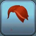 FLIPPY SHAG (RED)
