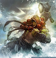 Thrall Guardian of the Elements