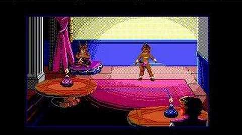 Quest for Glory II - Shema's Dance
