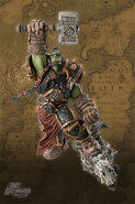 Thrall action figure