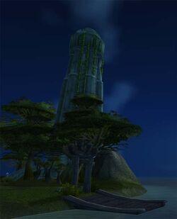 Ashalthalas old tower