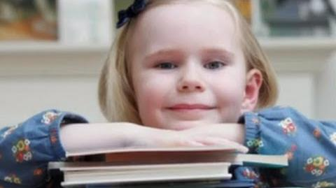 Four-Year-Old Enters Mensa with IQ Near Hawking, Einstein