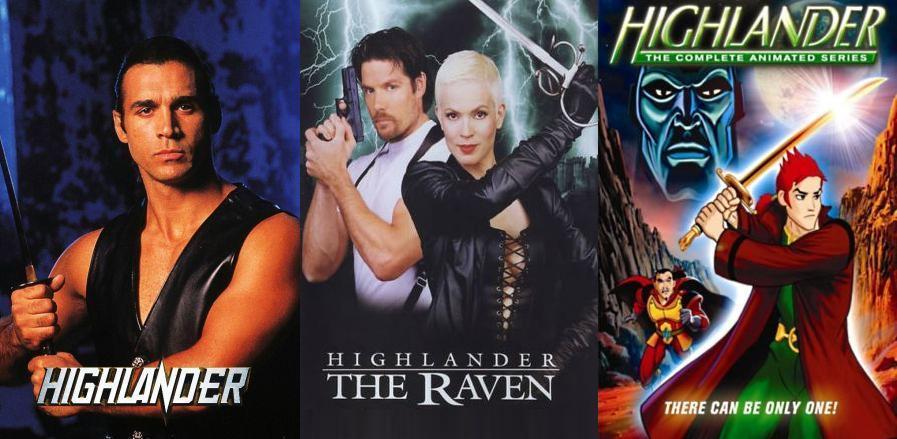 Highlander series 5 episodes