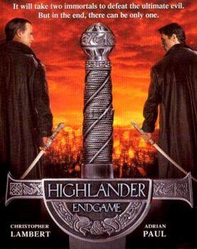 Highlander 4 poster